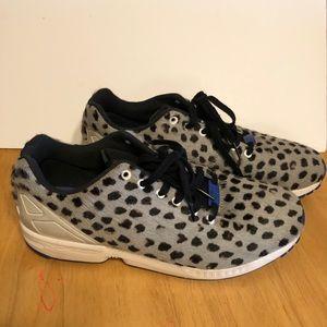 Rare Adidas Torsion Cheetah Shoes (Leopard)